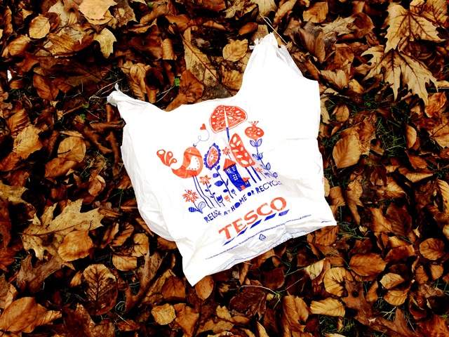 Tesco Bags for Help Projects
