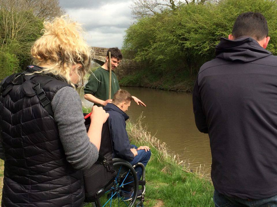 BBC Countryfile visits the Tame Valley Wetlands