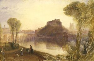Tamworth Castle, Staffordshire c.1830 Joseph Mallord William Turner 1775-1851 Private collection http://www.tate.org.uk/art/work/TW1420