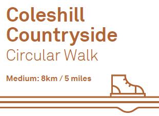Coleshill countryside circular