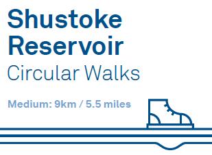 Shustoke Reservoir circular walk