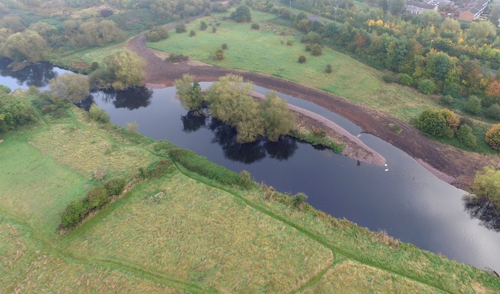 We're in the final for the UK River Prize 2018!