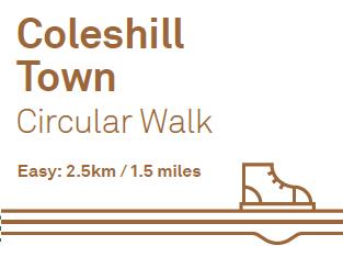 Coleshill town circular