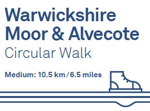 Warwickshire Moor & Alvecote Circular